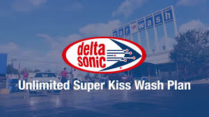 Delta Sonic Interior Cleaning Unlimited Super Kiss Wash Plan Youtube