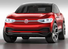 volkswagen electric concept id crozz ii concept expands volkswagen u0027s electric plans cars co za
