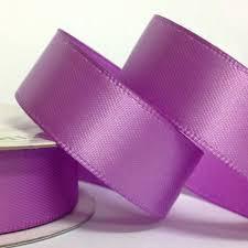 satin ribbon 15mm satin ribbon lilac satin ribbon
