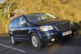 chrysler grand voyager auto express