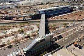 light rail to sky harbor phx sky train via phoenix metro light rail national association of
