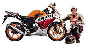 cbr 150 harga cbr 150 repsol moto gp dengan top speed 131 km jam