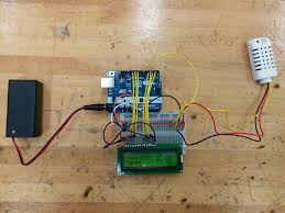 greenhouse thermostat fan control arduino greenhouse control humidity and temperature