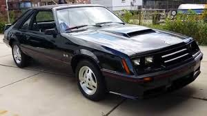 1982 ford mustang hatchback 1982 mustang gt 4 speed for sale one owner auto appraisal in