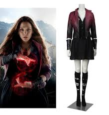 wanda halloween costume buy the avengers cosplay halloween costumes fastcosplay