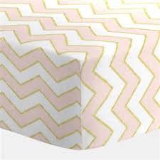pale pink and gold dot crib sheet carousel designs crib sheets