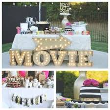 Backyard Movie Party Ideas by How To Host An Outdoor Movie Night In 5 Simple Steps An Movie