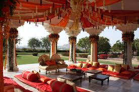 wedding ideas royal rajasthani theme