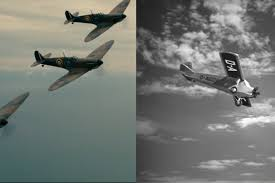 Tiny Planes How Do Christopher Nolan U0027s Planes In Dunkirk Compare To The Ones