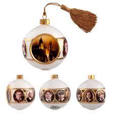hogwarts character ornament universal orlando
