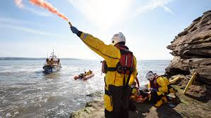 rnli is the charity that saves lives at sea