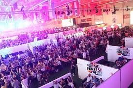 the sports fan zone thousands of sports fans visit the uae s biggest football fanfest