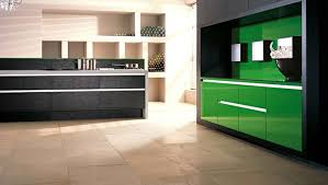 Coloured Kitchen Cabinets Exciting European Kitchen Cabinets Featuring Red Color Wooden