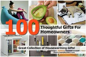 100 thoughtful gifts for homeowners