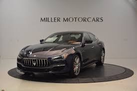 maserati 2018 2018 maserati ghibli sq4 granlusso stock m1920 for sale near