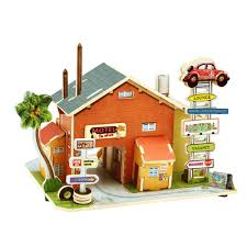 aliexpress com buy kids toys jigsaw 3d wooden puzzle house