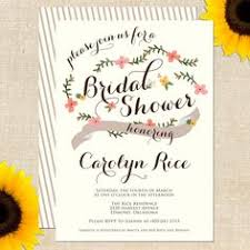 etsy wedding shower invitations etsy bridal shower invitations plumegiant