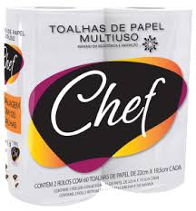 astória papéis toalha chef