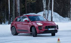 suede porsche 2017 porsche macan turbo with performance package first drive