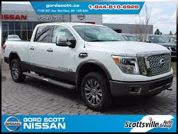 nissan canada customer loyalty program new 2017 nissan titan xd diesel platinum reserve w two tone paint