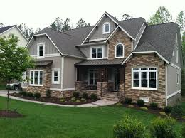 29 best craftsman home elevations images on pinterest new homes