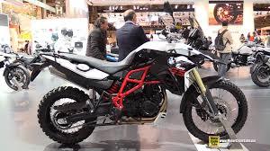 bmw f800gs motorcycle 2015 bmw f800gs walkaround 2014 eicma milan motorcycle