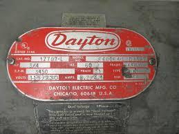 Dayton Bench Grinder Manual 8