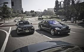 mercedes vs bmw vs audi maintenance cost comparison 2009 audi a8 vs 2009 bmw 750li vs 2009 mercedes