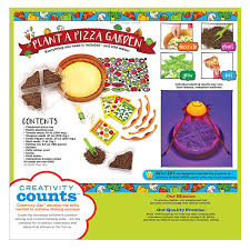 amazon com creativity for kids plant pizza garden kit toys u0026 games