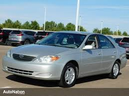 used toyota camry for sale in mesa az edmunds