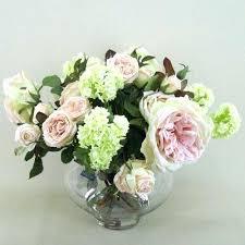 Flowers For Floor Vases Faux Flower Arrangements U2013 Eatatjacknjills Com