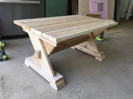 diy outdoor coffee table small outdoor coffee table rogue engineer