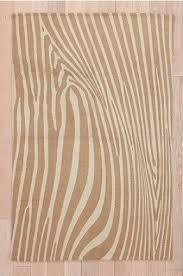 tan zebra rug foter