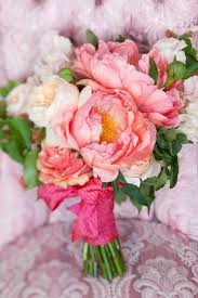 wedding flowers peonies 35 prettiest peony wedding bouquets deer pearl flowers