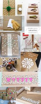 christmas kraft wrapping paper 40 brown paper gift wrapping ideas my paradissi