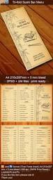 restaurants menu templates free 153 best menu design images on pinterest restaurant menu design 153 best menu design images on pinterest restaurant menu design print templates and menu design
