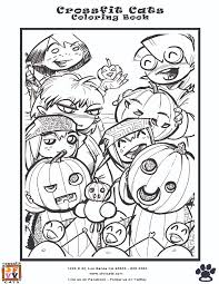 Halloween Coloring Book Pages by Halloween Coloring Books Coloring Pages Kids