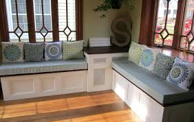 build a corner banquette bench frame pinterior designer featured