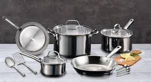best stainless steel kitchen cabinets in india the 6 best stainless steel cookware sets to buy in 2021