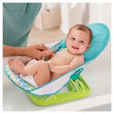 Infant To Toddler Bathtub Summer Infant Deluxe Baby Bather Blue Target