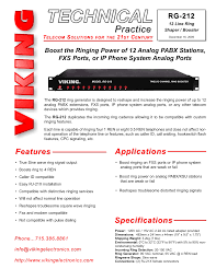 download free pdf for viking rg 10a ring boosters other manual