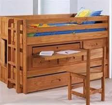 bunk bed with desk dresser and trundle loft bed with desk and shelves bunk bed desk shelves noah s bed