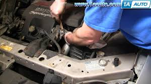 how to install replace upper radiator hose grand prix regal lumina
