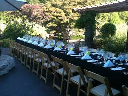 Botanic Garden St Louis by Australian New Zealand Wine Dinner By Catering St Louis At The