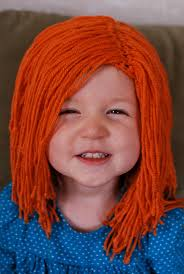 halloween wigs 43 best yarn wigs images on pinterest yarn wig costumes and