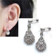 what are clip on earrings the 25 best clip on earrings ideas on pretty rings