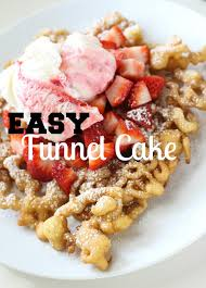 bianca lively easy bisquick funnel cakes