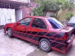 ricer car exhaust this is why pindi boys rice up their cars pakwheels blog