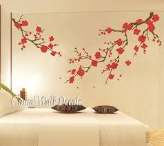 Cherry Blossom Wall Decal For Nursery Fantastic Blossom Wall Pictures Inspiration Wall Design