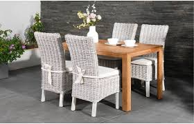 Fake Wicker Patio Furniture by Elegant Indoor Wicker Dining Chairs